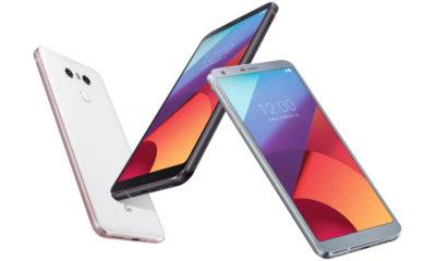 LG no quiere repetir el principal error del LG G6 en su próximo tope de gama 92