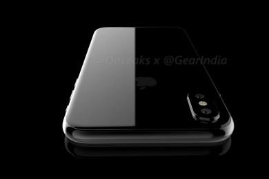 Estas imágenes muestran el posible diseño del iPhone 8