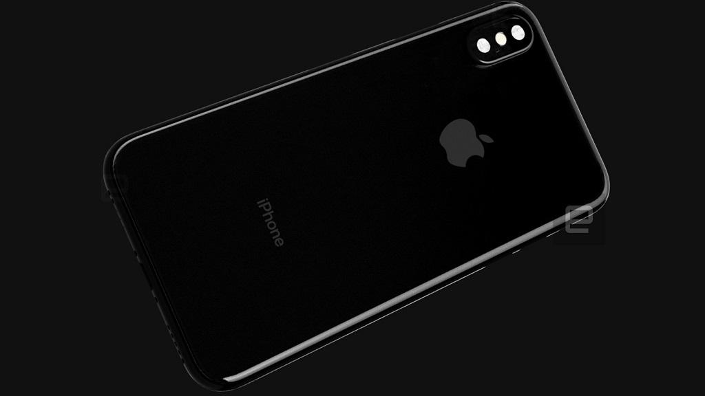 Este sería el diseño definitivo del iPhone 8, nada de pantalla Edge 27