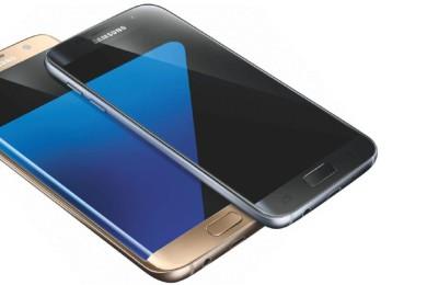"""El Galaxy S7 Edge ha sido premiado por tener la """"Pantalla del Año"""""""