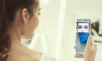 Logran engañar al escáner de iris del Galaxy S8 123