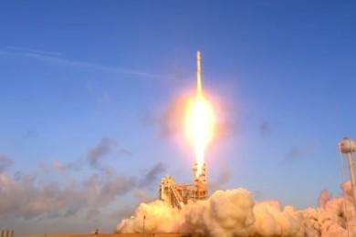 SpaceX consigue un nuevo éxito con Falcon 9