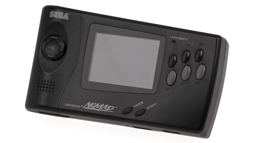 """Genesis Nomad, así era la """"Switch"""" que lanzó Sega en 1995 30"""