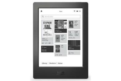 Kobo Aura H2O, hay vida más allá del Kindle