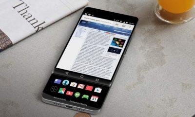 El LG V30 asoma en imágenes con una segunda pantalla extensible 114