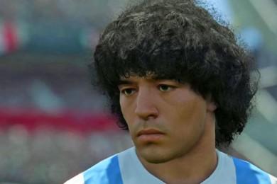 Maradona hace las paces con Konami; será embajador de PES hasta 2020