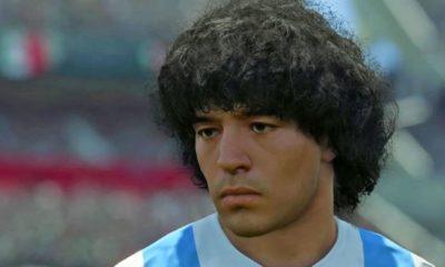 Maradona hace las paces con Konami; será embajador de PES hasta 2020 69