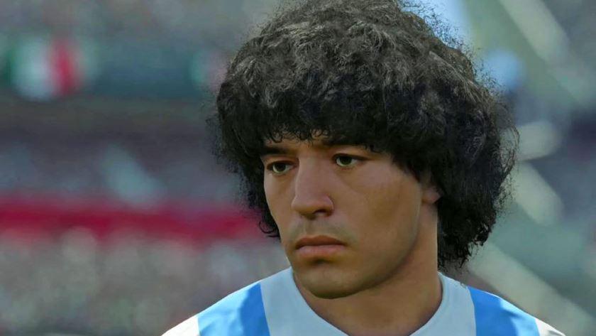 Maradona hace las paces con Konami; será embajador de PES hasta 2020 29