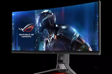 ASUS anuncia nuevo monitor de 35″ con G-Sync y 200 Hz