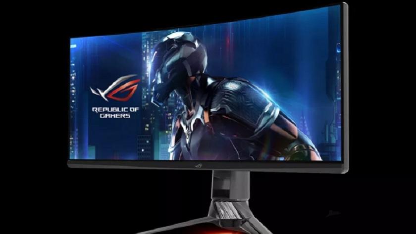 """ASUS anuncia nuevo monitor de 35"""" con G-Sync y 200 Hz 29"""