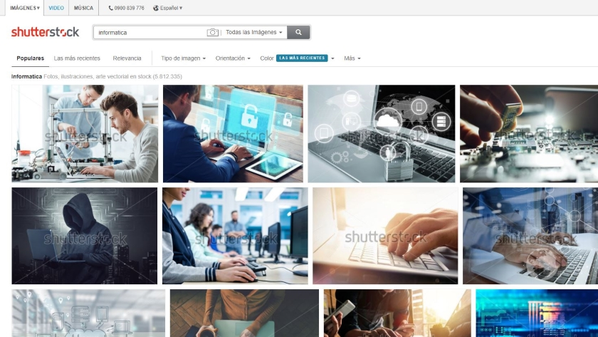 Shutterstock, el banco de imágenes preferido por millones de usuarios 29