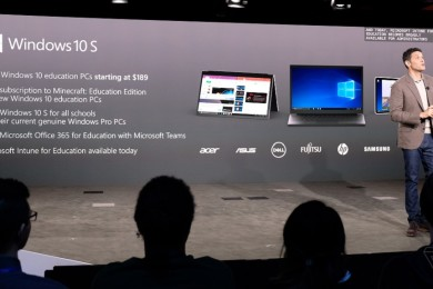 Las distros Linux no funcionarán en Windows 10 S