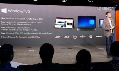 Las distros Linux no funcionarán en Windows 10 S 99
