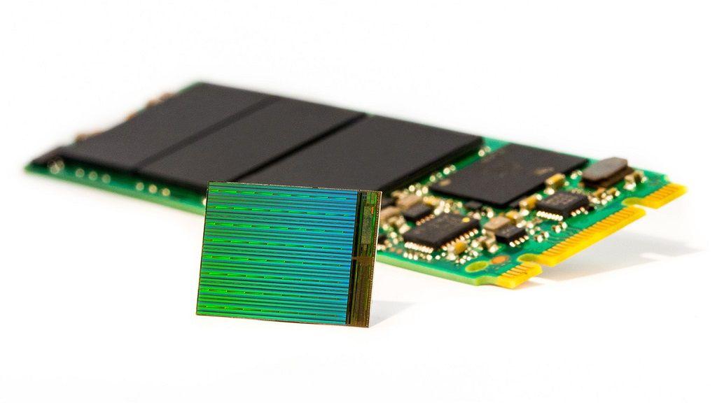 Toshiba confirma el salto a la memoria 3D NAND de 96 capas 30