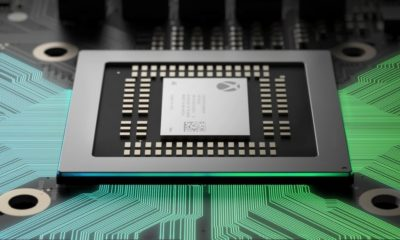 Microsoft deja ver la APU de Xbox Scorpio 33