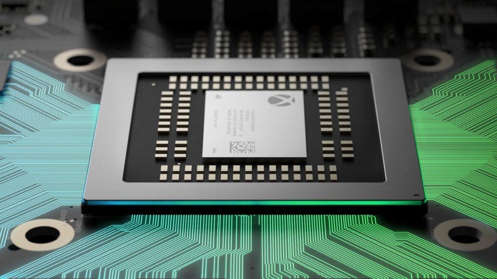 Microsoft deja ver la APU de Xbox Scorpio 29