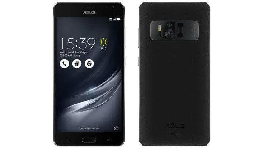 ASUS comercializa el ZenFone AR, primero con soporte Google Tango y DayDream