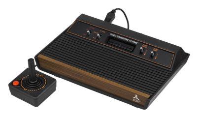 Ataribox será una reedición especial de la Atari 2600 57