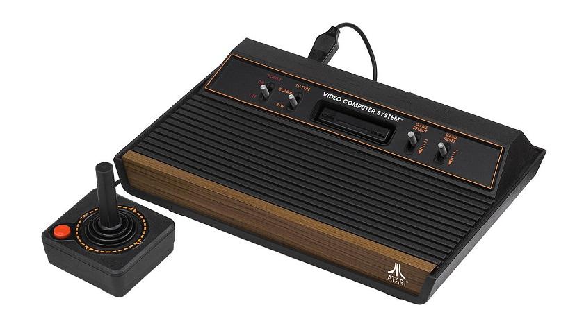 Ataribox será una reedición especial de la Atari 2600 27