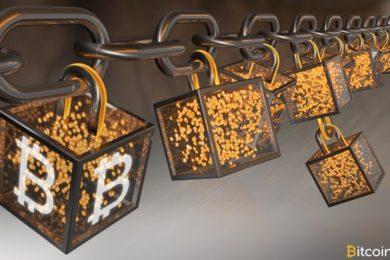 Bitcoin superó los 3.000 dólares de valor por unidad
