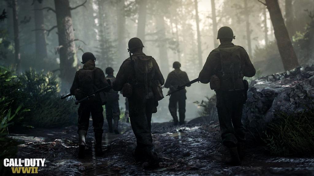 Call of Duty WWII tendrá un multijugador menos frenético y más estratégico 30