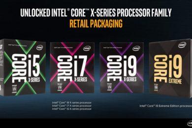 Análisis de los Core i9-7900X, Core i7-7820X y Core i7-7800X