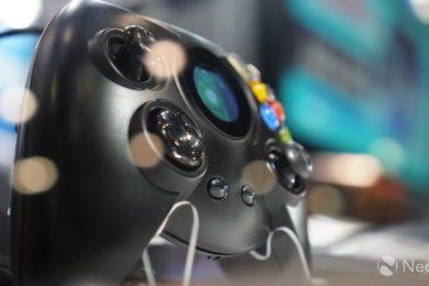 Así es el nuevo mando Duke de Xbox con pantalla OLED integrada