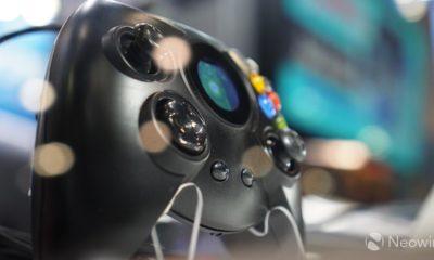Así es el nuevo mando Duke de Xbox con pantalla OLED integrada 81