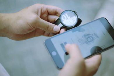Sony presenta el ES Watch U, smartwatch con pantalla de tinta electrónica