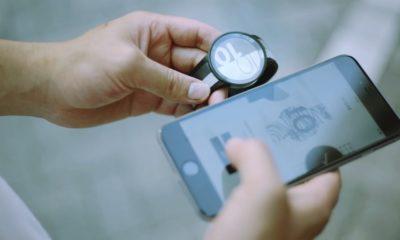 Sony presenta el ES Watch U, smartwatch con pantalla de tinta electrónica 107
