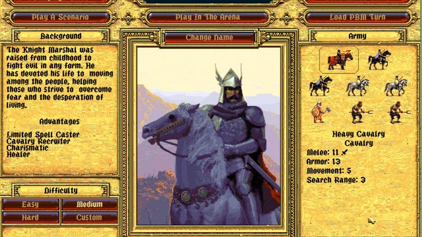 Fantasy General gratis para PC Windows, Linux y Mac en Good Old Games 29