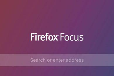 Firefox Focus llega a Android, el navegador que apuesta por la privacidad