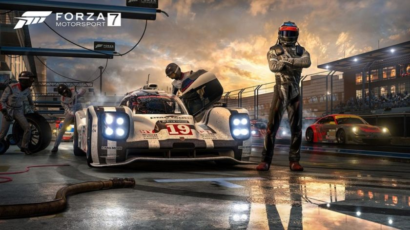 Requisitos de Forza Motorsport 7 en PC, son muy asequibles