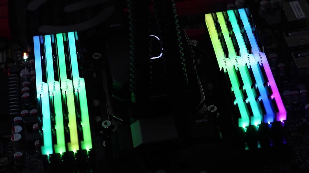 G.Skill supera el récord del mundo de overclock con memoria DDR4 30