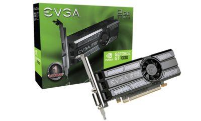 Comparativa de rendimiento: GeForce GT 1030 frente a GTX 750 91