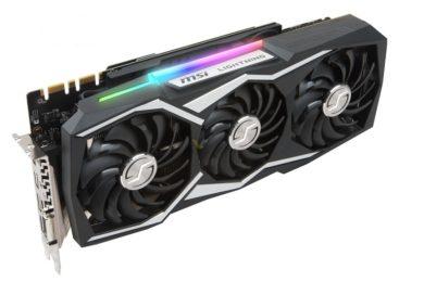 MSI lanza la GTX 1080 Ti Lightning Z, especificaciones