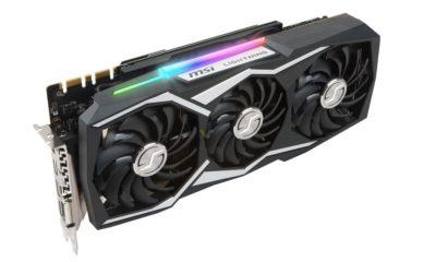 MSI lanza la GTX 1080 Ti Lightning Z, especificaciones 106