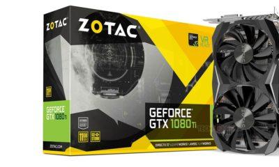 ZOTAC lanza la GeForce GTX 1080 Ti Mini, la más pequeña del mundo 124