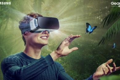 Samsung trabaja en un Gear VR independiente con pantalla de 2.000 ppp