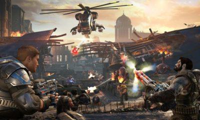 Xbox One X mueve Gears of War 4 en 4K y mejora calidad gráfica 30
