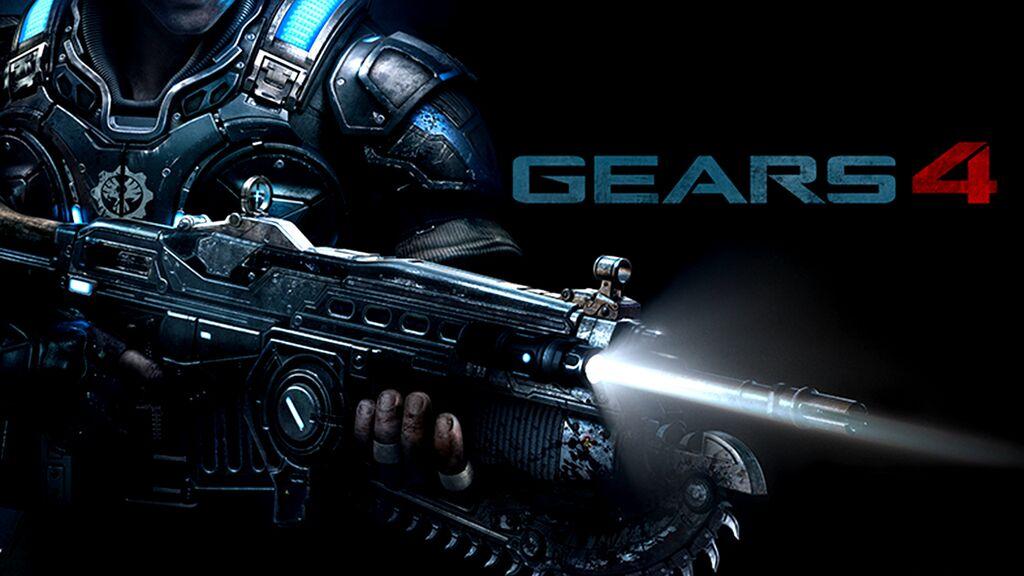 Gears of War 4 es un claro ejemplo de por qué necesitas un disco duro 29