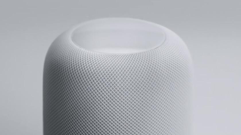 HomePod es el asistente personal de Apple en formato de altavoz inteligente