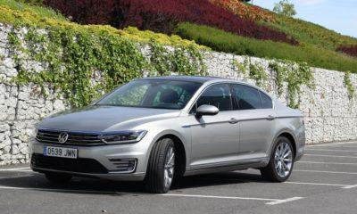 Volkswagen Passat GTE, trastorno de identidad 28