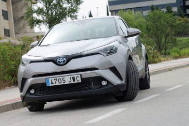 Toyota C-HR, identidad secreta