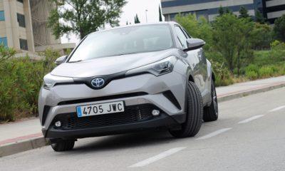 Toyota C-HR, identidad secreta 135