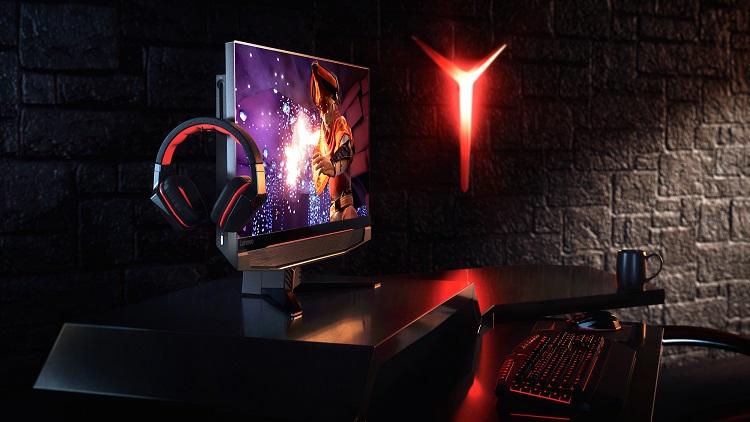 Descubre el nuevo Lenovo IdeaCentre AIO Y910, un todo en uno con GTX 1080 38