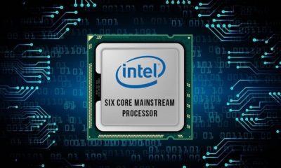 Rendimiento en Geekbench del Intel Coffe Lake de 6 núcleos y 12 hilos 85