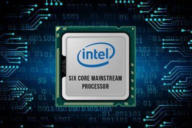 Asoma CPU Intel Coffee Lake de 6 núcleos y 12 hilos, especificaciones