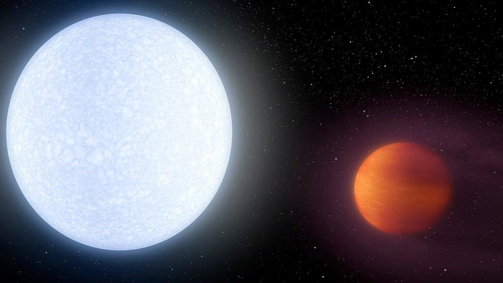 Te presentamos a Kelt-9b, el infierno hecho planeta 31