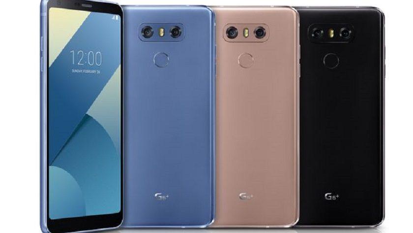 Nuevo LG G6+, una pequeña puesta a punto del original